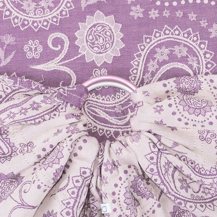 Fidella Persian Paisley - Orchid RingSling