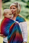 LennyLamb Big Love Rainbow Dark RingSling
