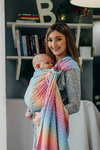 LennyLamb Big Love Rainbow RingSling