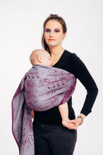 LennyLamb Symphony The Pear of Love RingSling